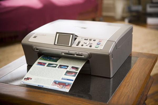 Pulire le testine della stampante